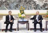 刘家义李干杰会见出席中日韩对接合作发展山东行活动嘉宾