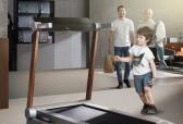 莫比电动跑步机,适合家庭健身的健身器材